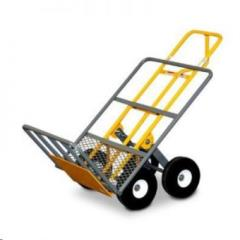 Rental store for Dolly Multi Mover Yellow 4 Wheels in Omaha NE