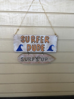 Rental store for Sign- Surfer Dude - Surf s Up in Omaha NE