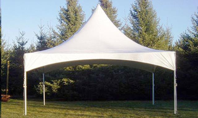 Tent High Peak 20 Foot X20 Foot Installed Rentals Omaha Ne