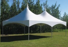 Rental store for Tent High Peak 20 x30  Installed in Omaha NE