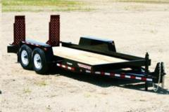 Rental store for Trailer 14  Towmaster Black in Omaha NE