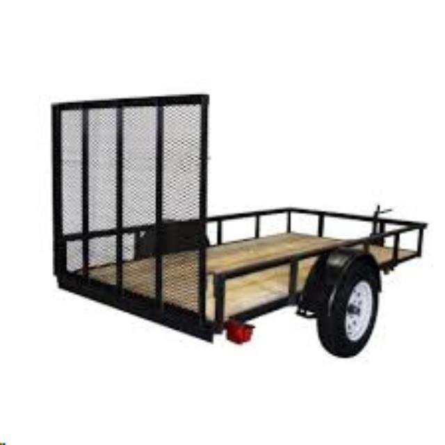 Where to find Trailer   5x 8 Low Side in Omaha