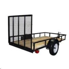 Rental store for Trailer   5x 8 Low Side in Omaha NE