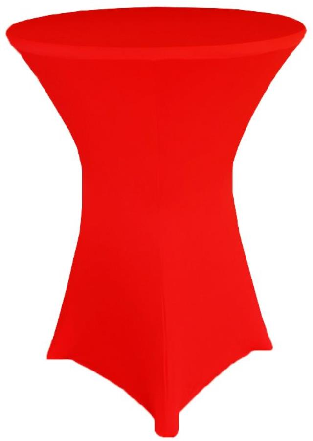 Where to find Spandex Cocktail Tbl Cover Red in Omaha