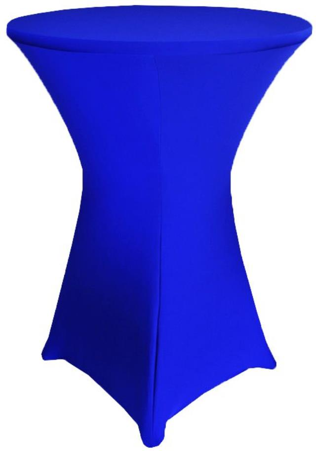 Where to find Spandex Cocktail Tbl Cover Royal Blue in Omaha