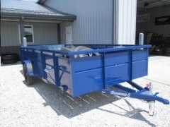 Rental store for Trailer   5x10   Blue in Omaha NE