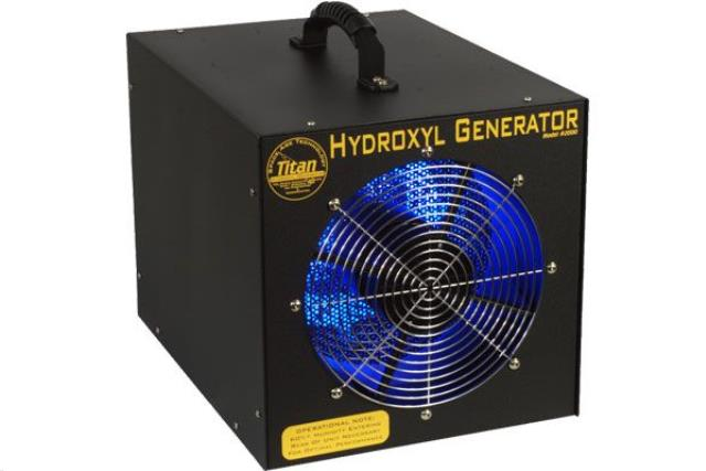 Where to find Hydroxyl Generator in Omaha