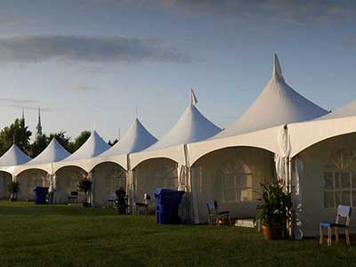 Rent Tents / Canopies