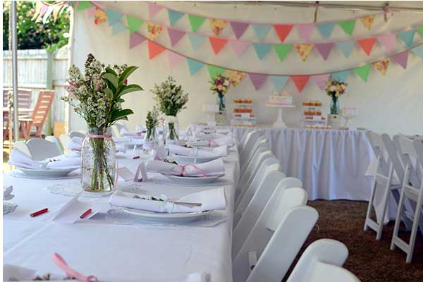 Wedding rentals in Omaha NE
